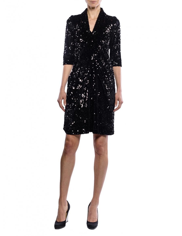Twist and Shine dress