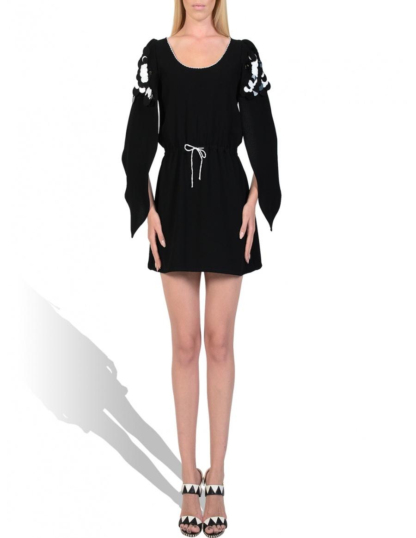 Pepper Black Dress