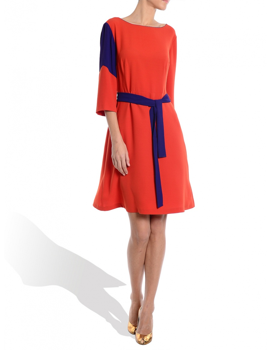 Dress with Cord