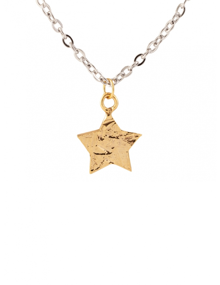 Baby Star Gold/Silver Pendant