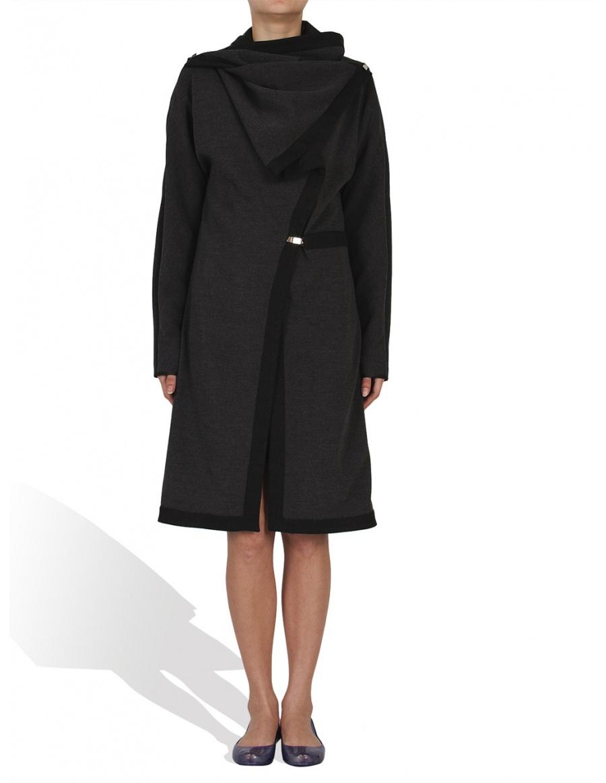 Thin overcoat
