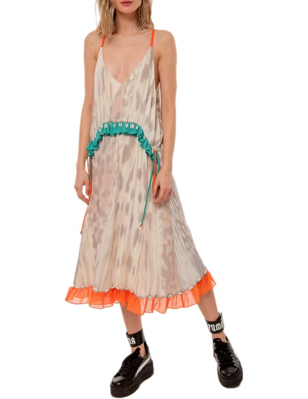 FRIDA PRINTED DRESS   CORINA VLADESCU