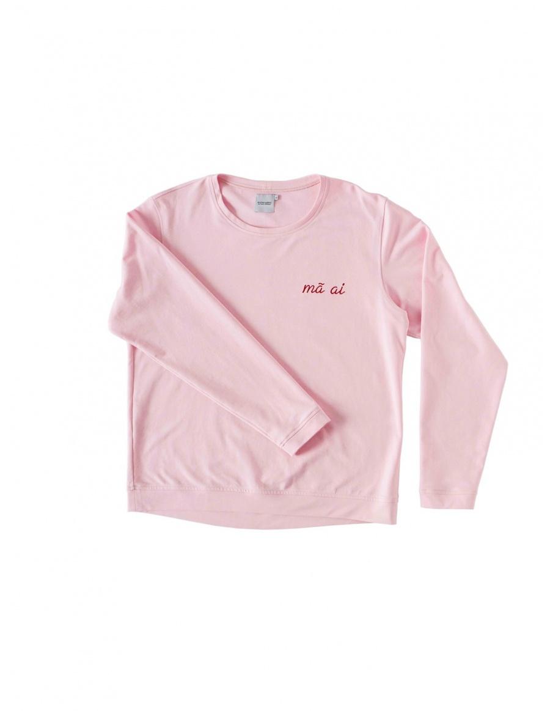 Pink Men Sweatshirt MAAI