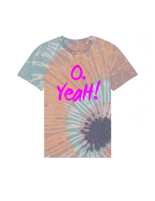 O. Yeah! Tie-Dye T-shirt