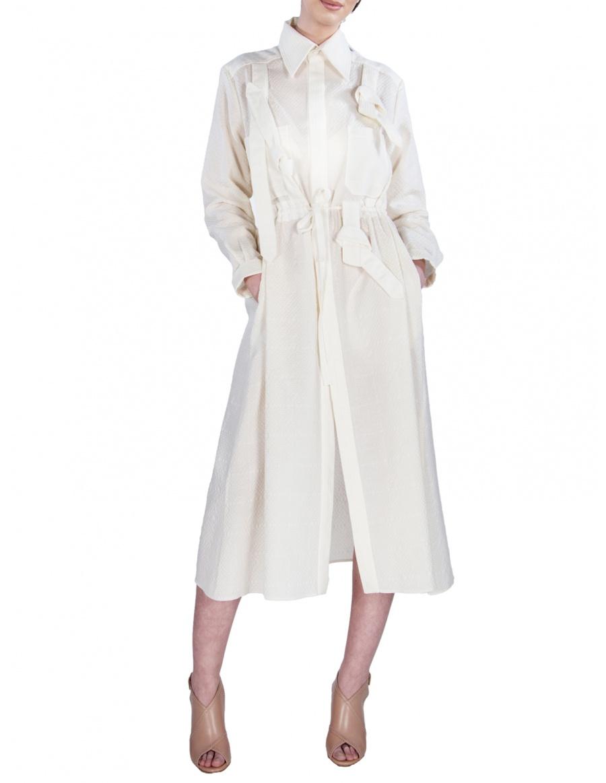 White dress-shirt