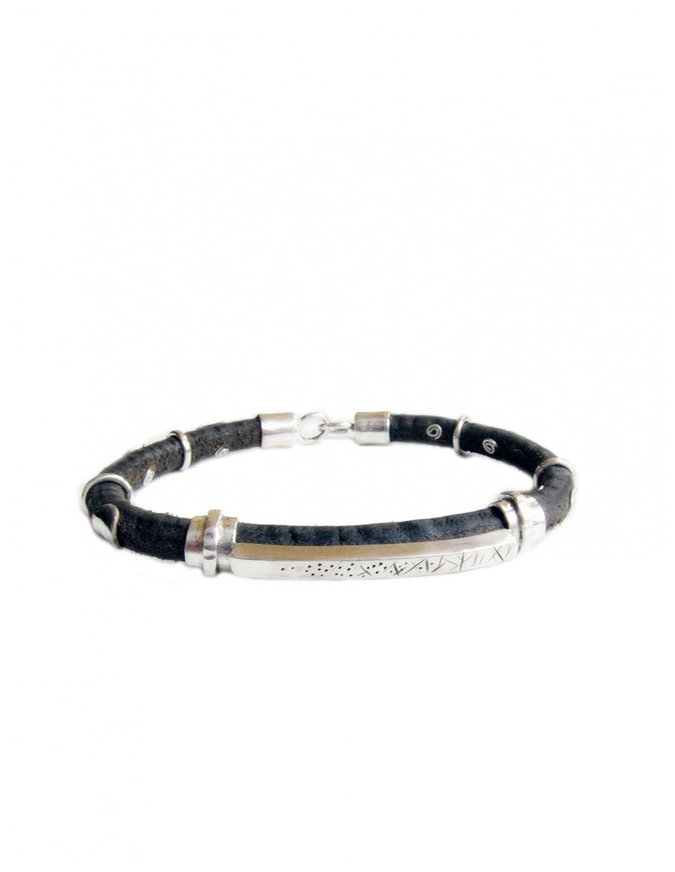 Morse bracelet
