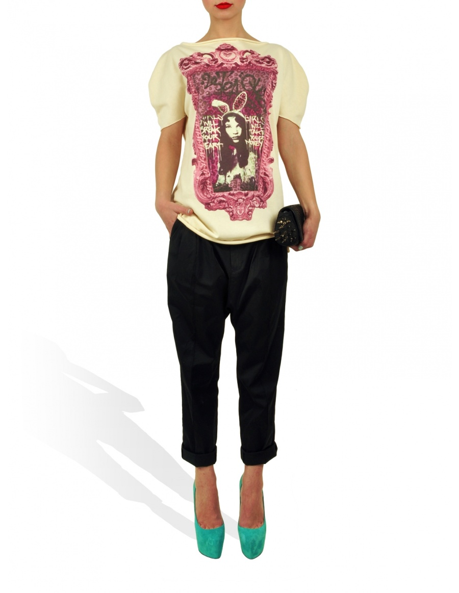 Princely T-Shirt Princess Alice in Vanilla