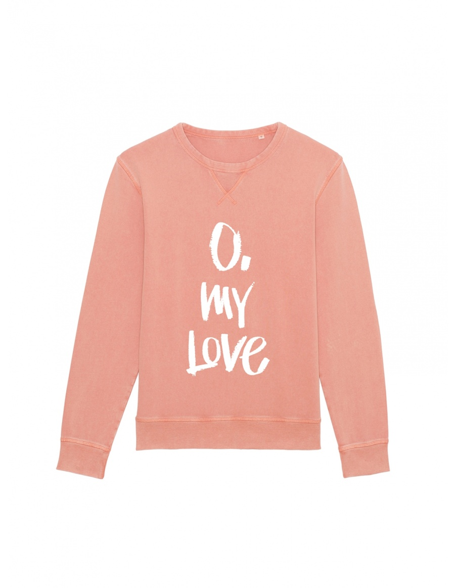 Sweatshirt O. My Love