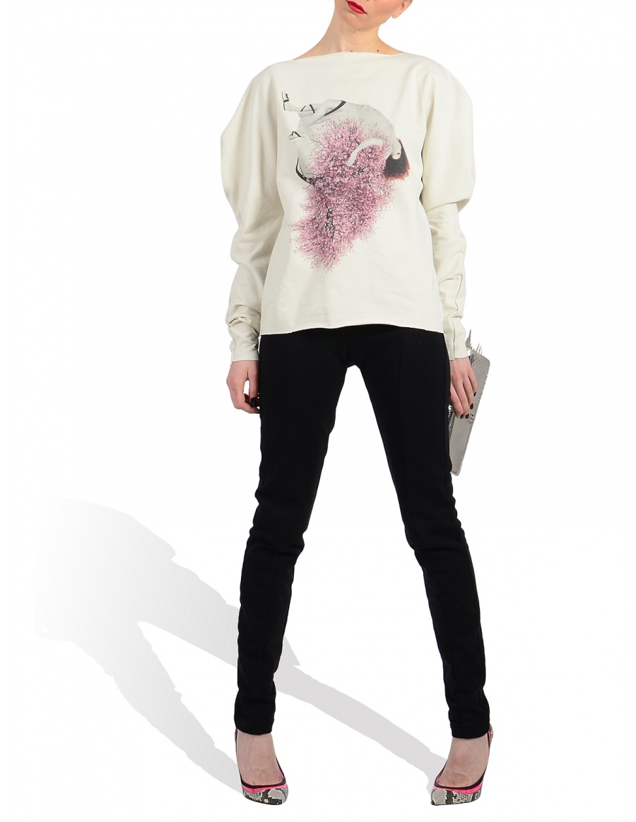 Princely T-shirt Cherry Blossom Girl