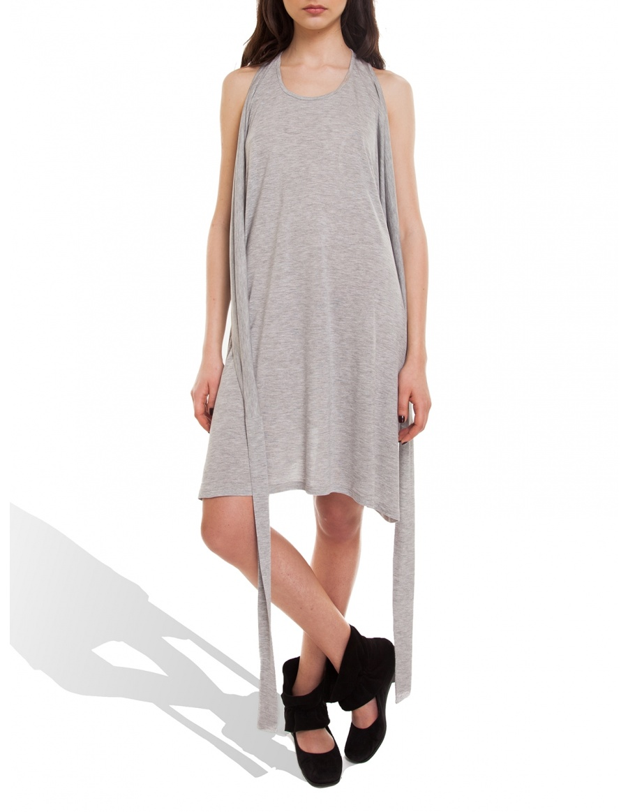 Grey Endless dress