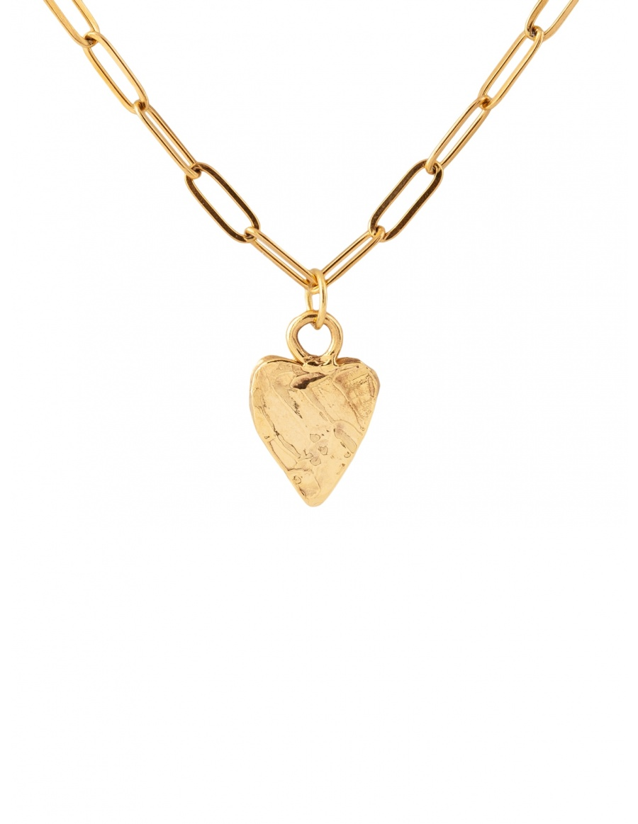 Amour Gold/Silver Pendant
