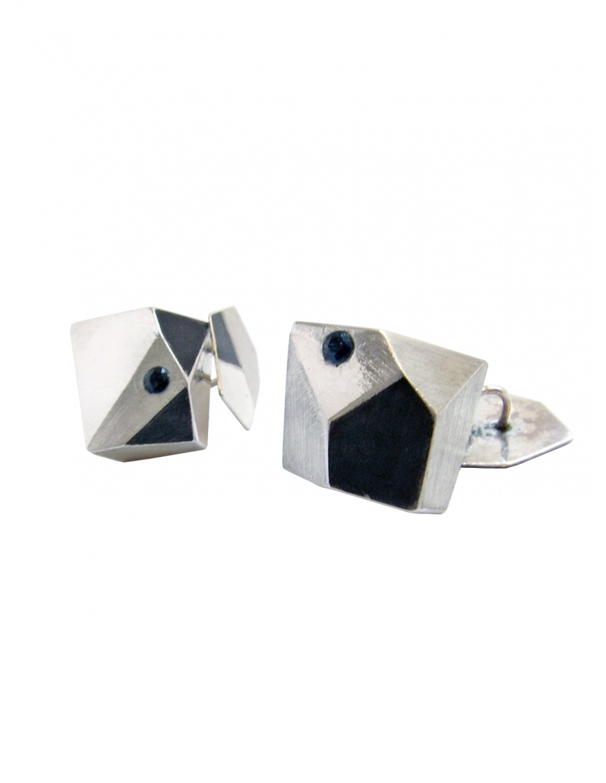 Geometry cufflinks