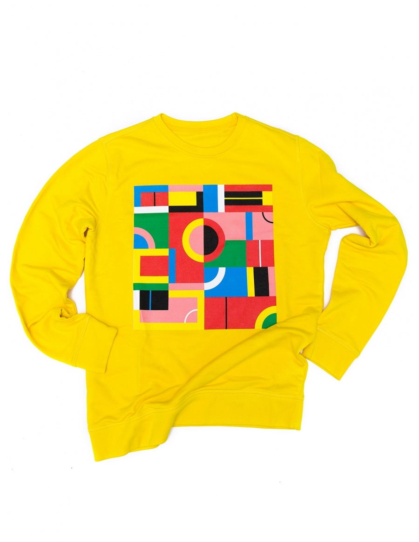 George x Kitră Sweatshirt |  Molecule F