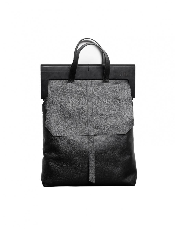 The all black handbag
