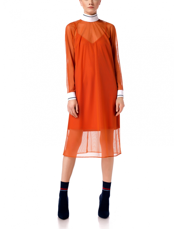 Orange Mood Dress