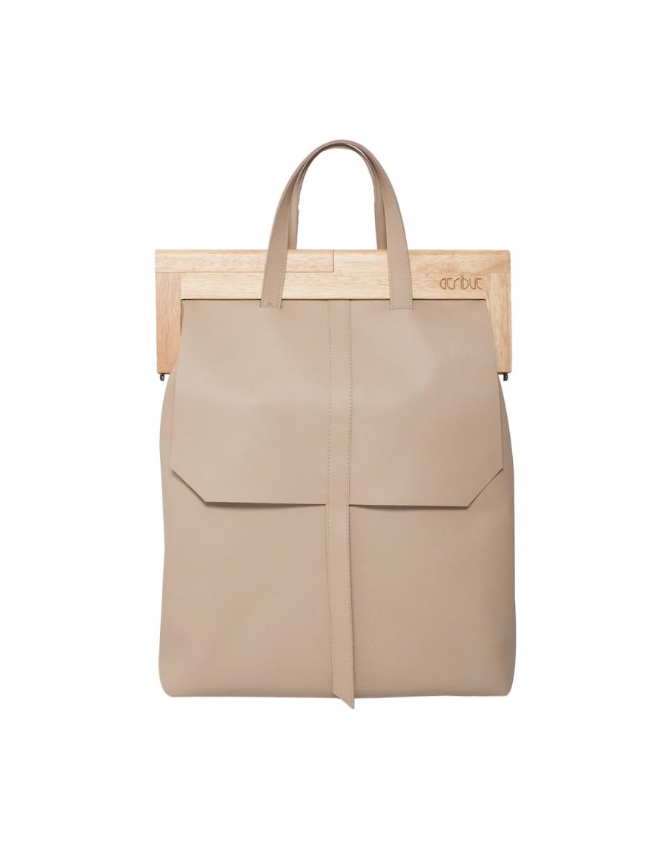 The all beige handbag
