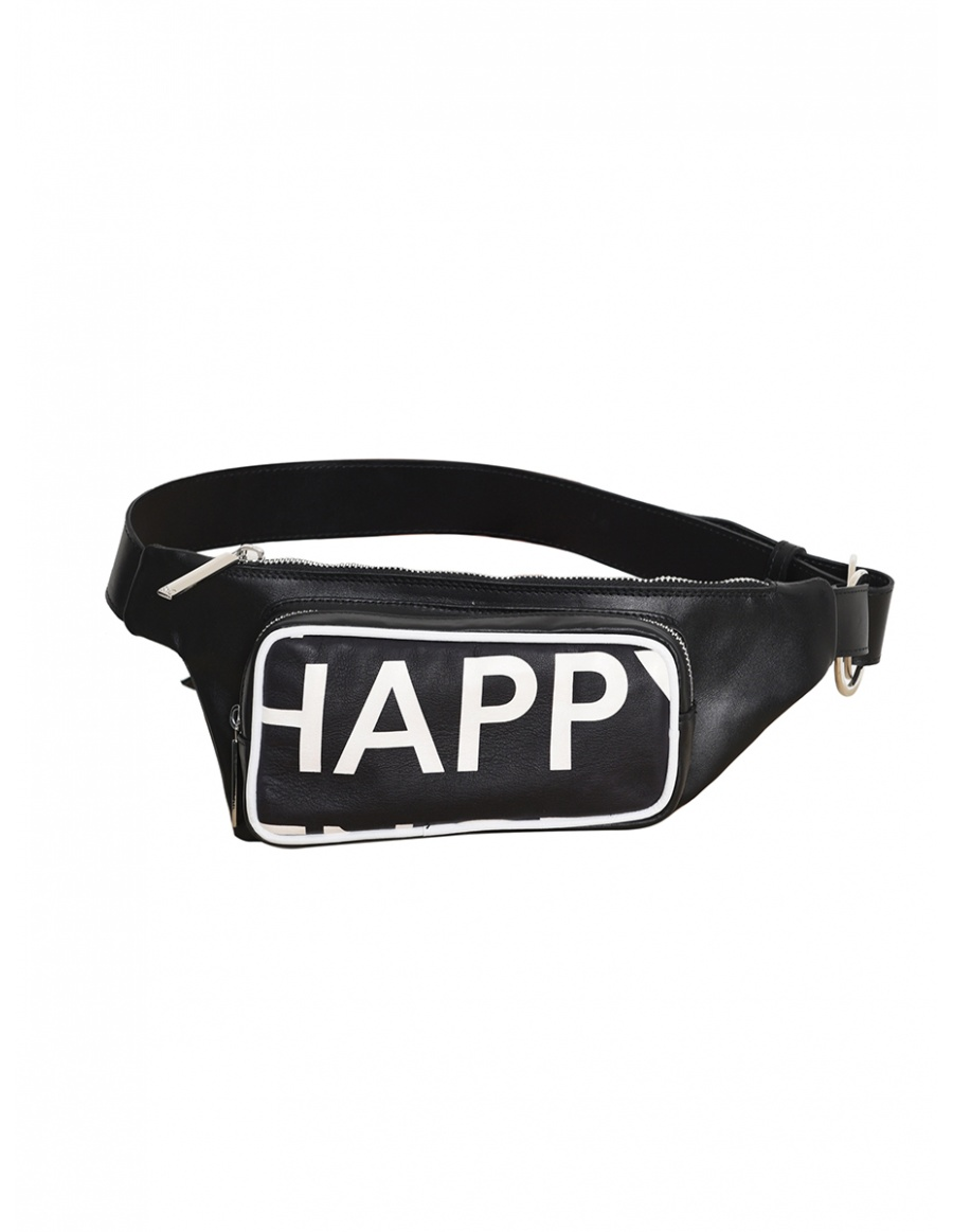 SAC Waistbag - Black printed