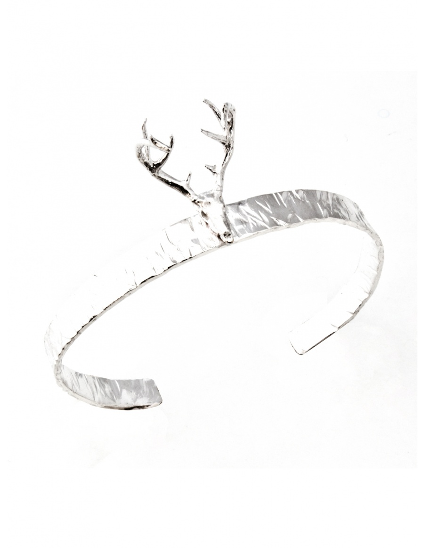 Deer bracelet