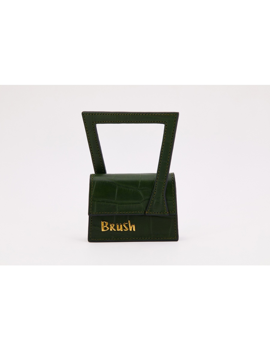 Baby Frame in Green Bag