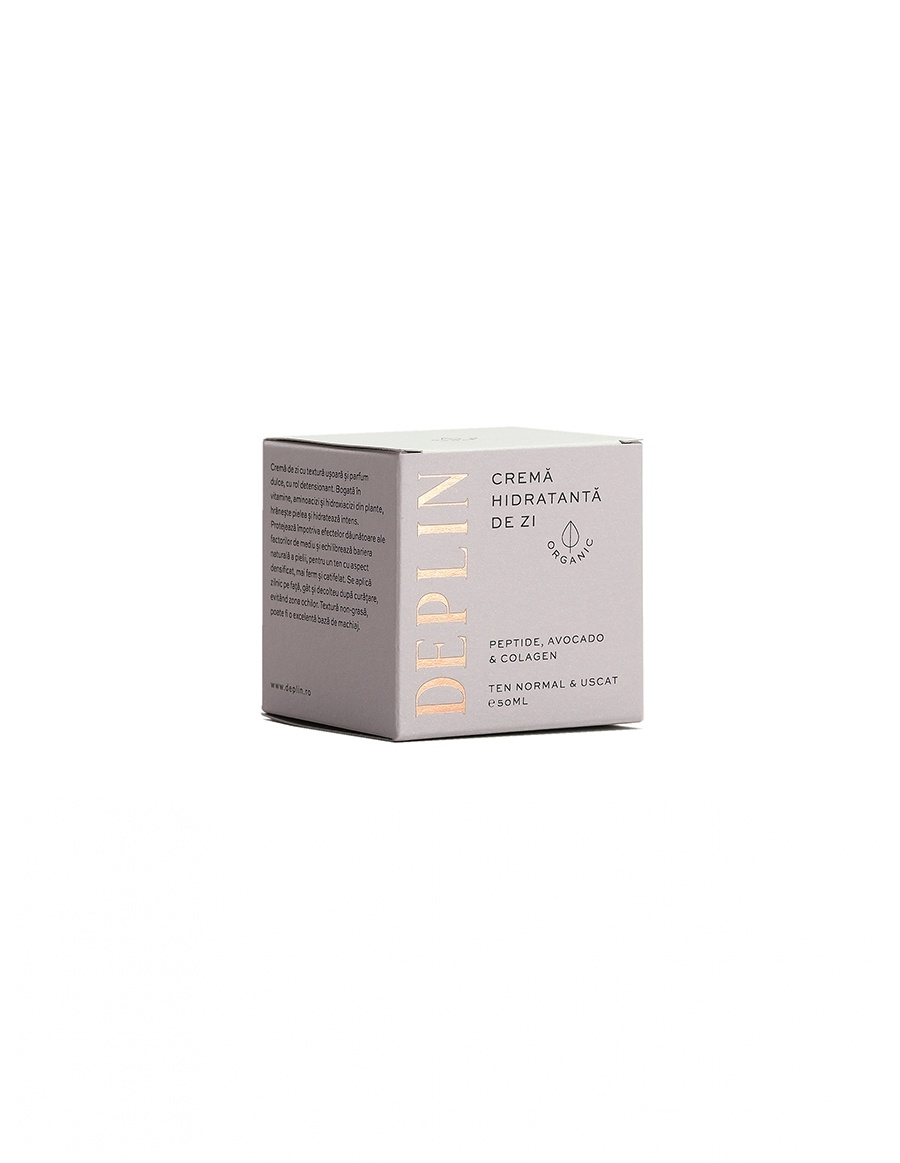 Hydrating day cream. Normal & dry complexion