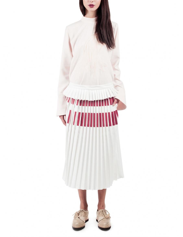 Candycane Skirt