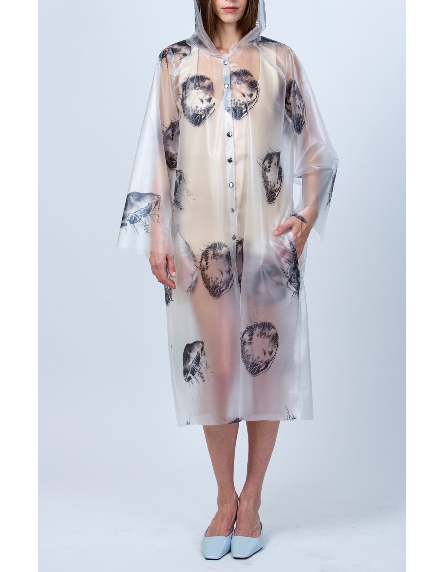 Jellyfish Rain coat