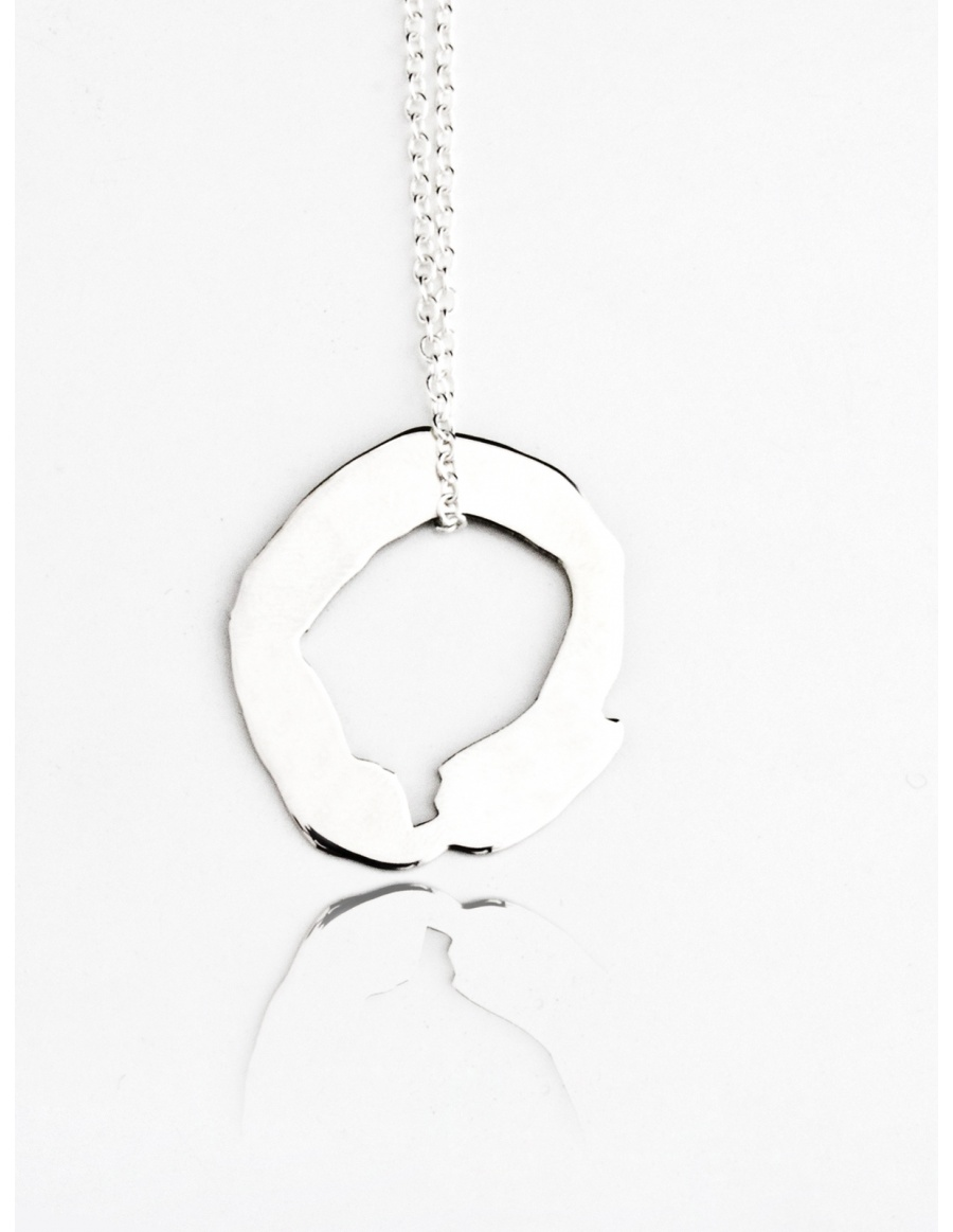 Circle Necklace by Skindeep x Moogu
