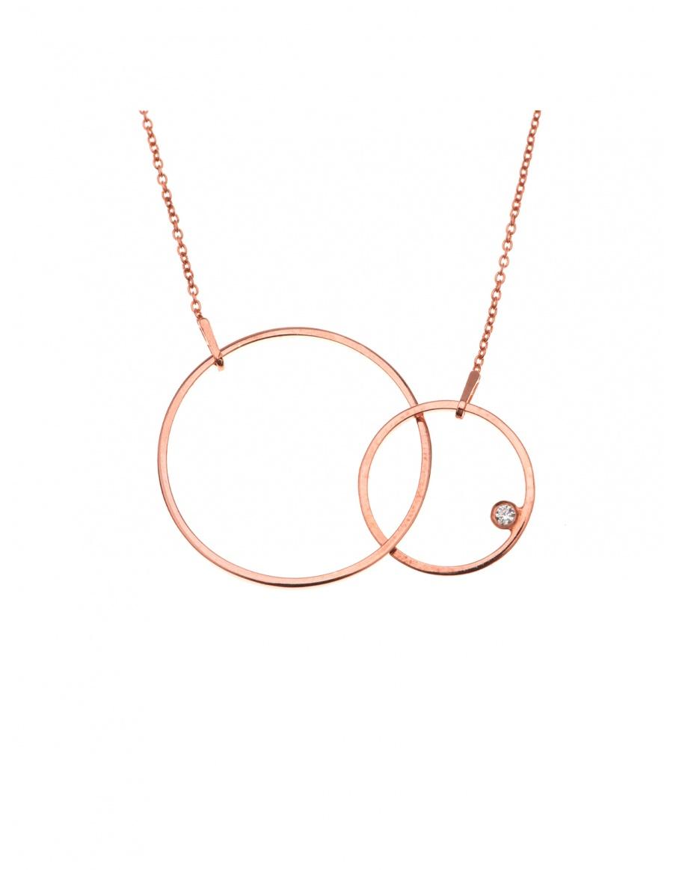 Circle Shape Necklace