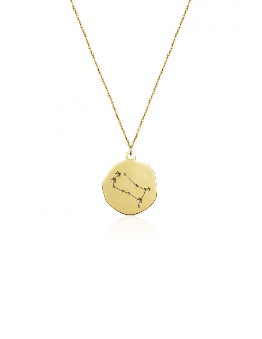 Gemini Constellation Necklage