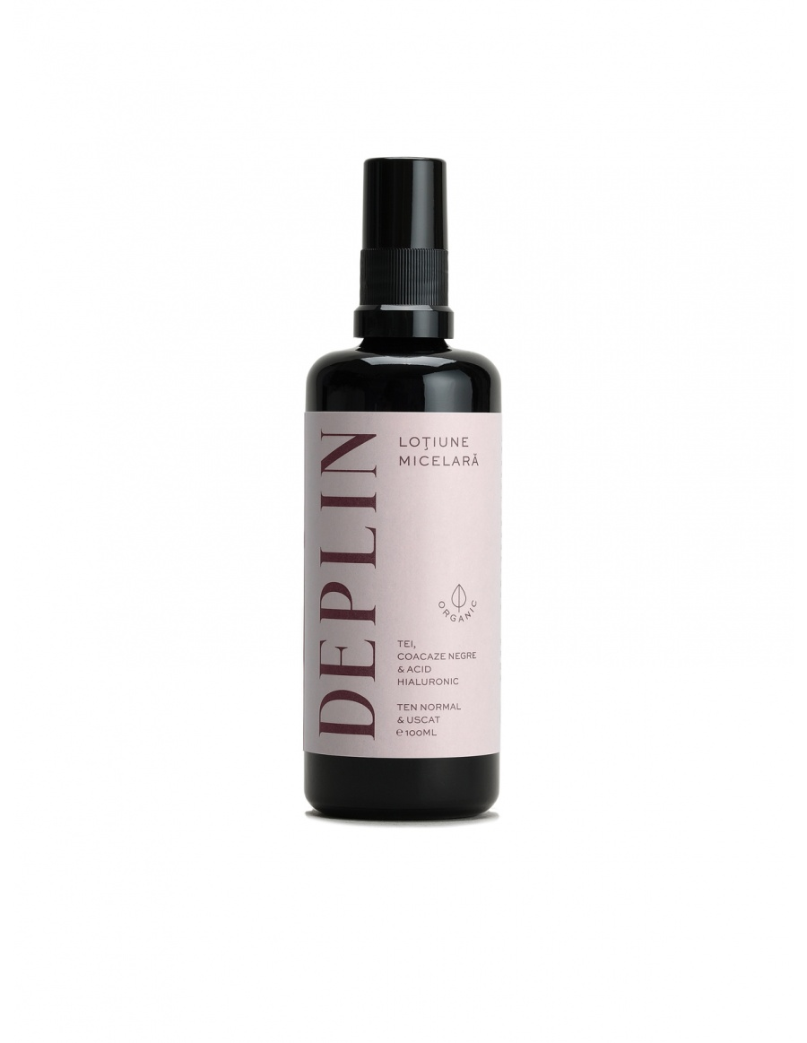 Micellar lotion. Normal & dry compexion