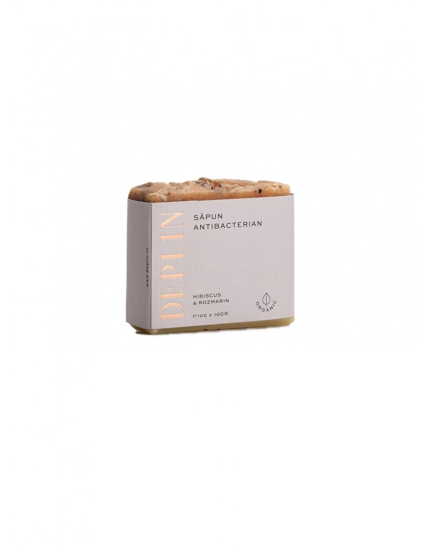 Anttibacterial soap. Hibiscus & rosemary