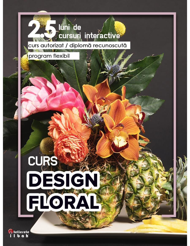 Curs Design Floral