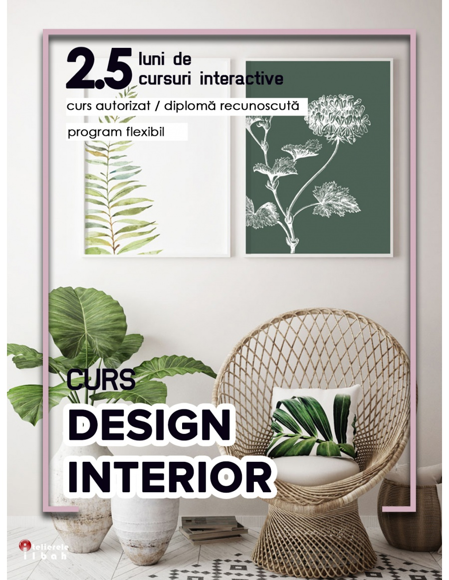 Curs Design Interior
