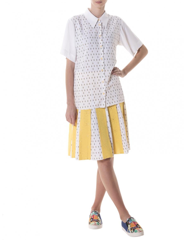 Sun Horses Skirt