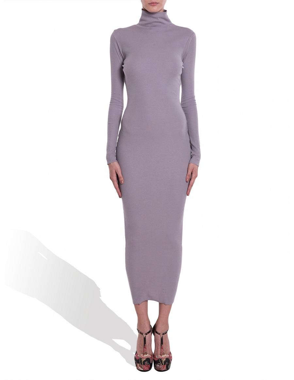 Dusty Violet dress