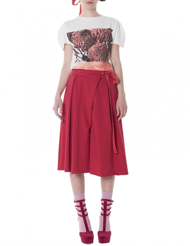 Lollipop Red Pants