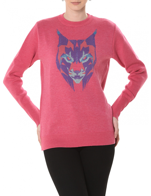 Sweater Lynx Pink