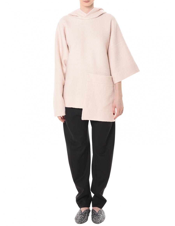 Asymmetric sweatshirt