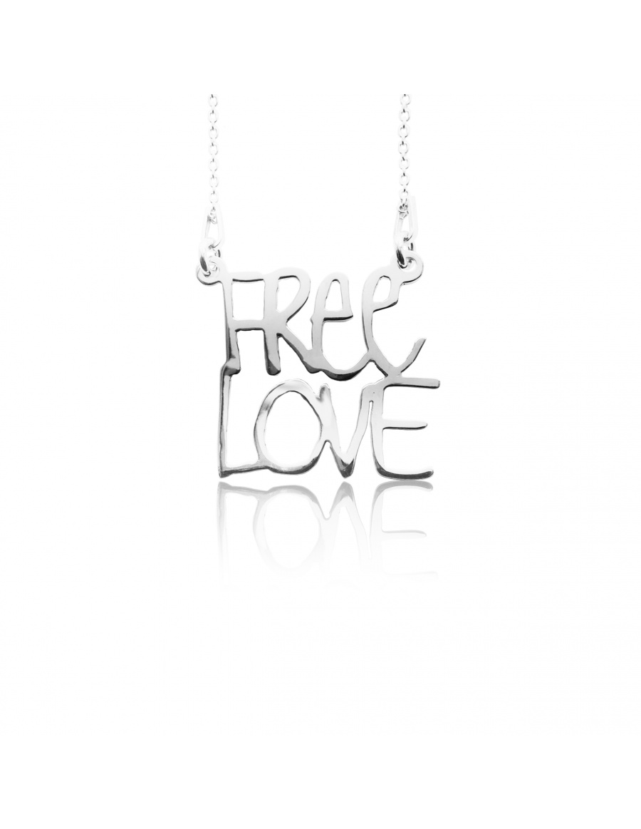 FREE LOVE Necklace