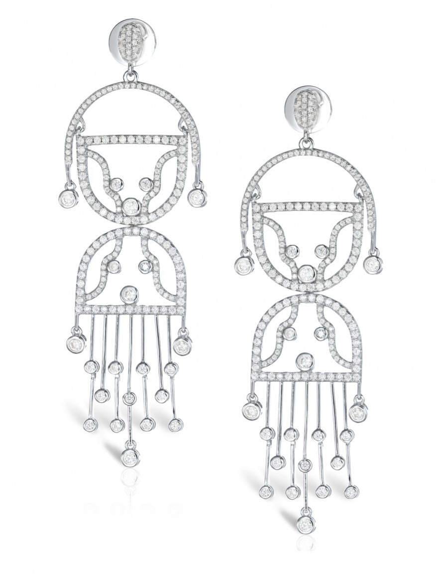 """Eva's Thoughts"" Earrings"
