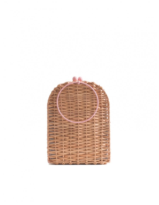 Gelato Wicker Bag Tall