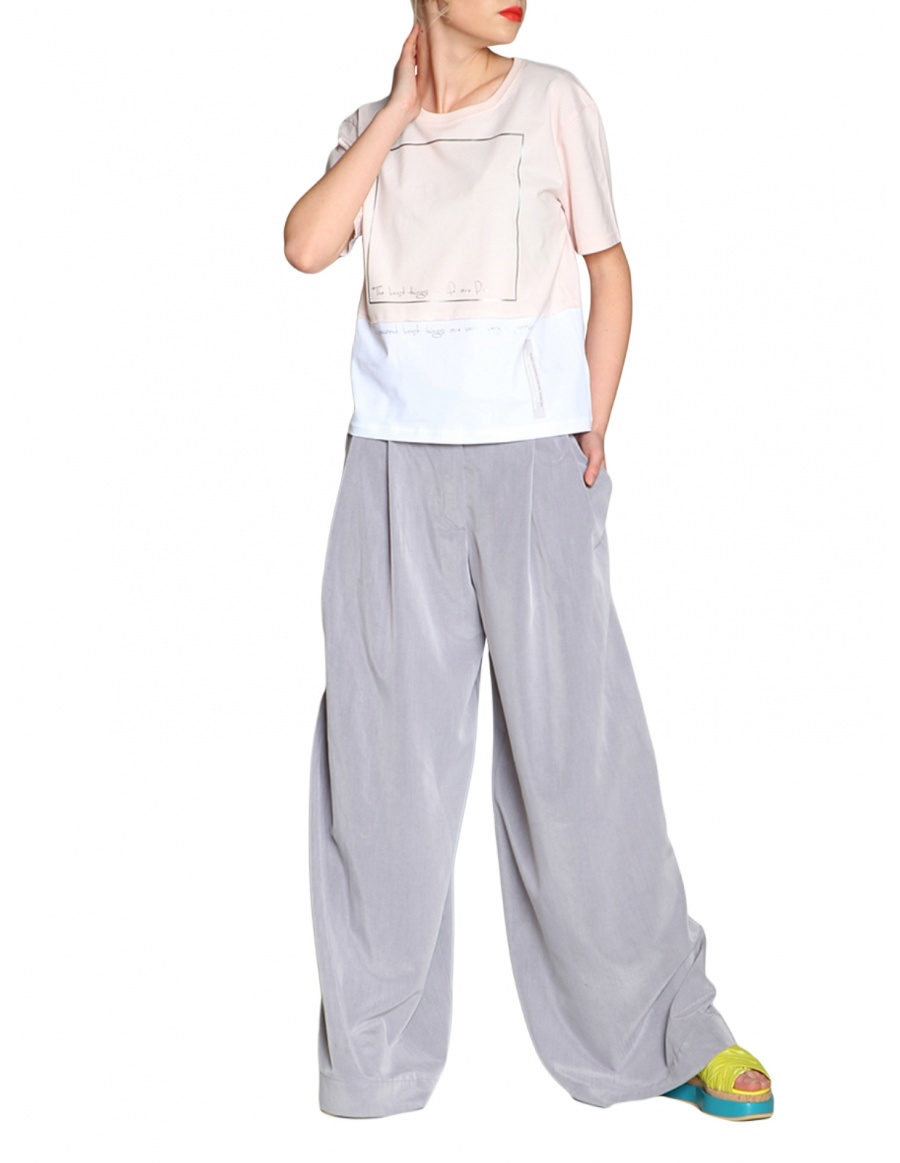 Oversized trousers | Silvia Serban