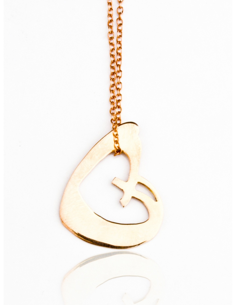 Heart Necklace by Skindeep x Moogu