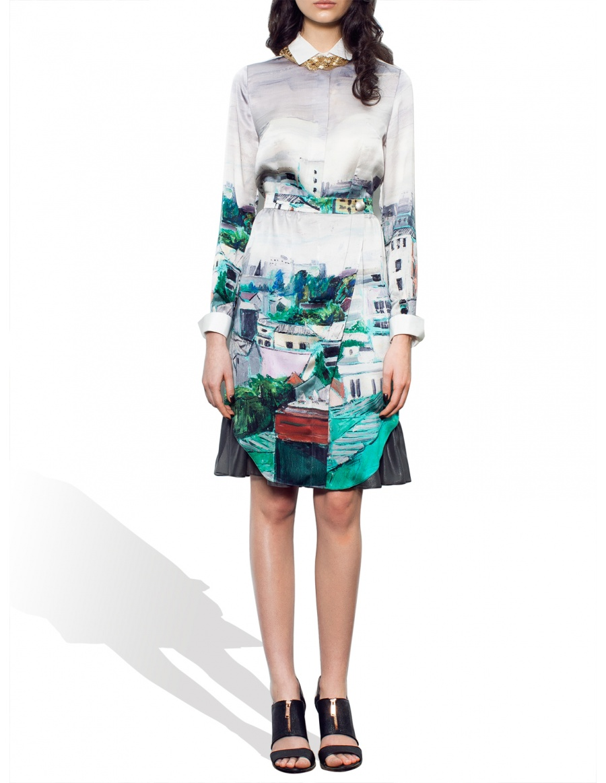 Fame City skirt