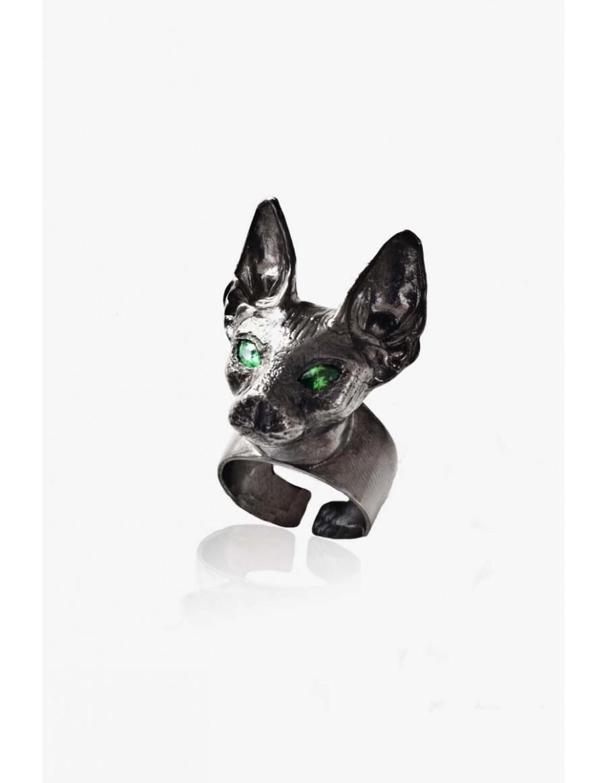 Ring Sphinx cat