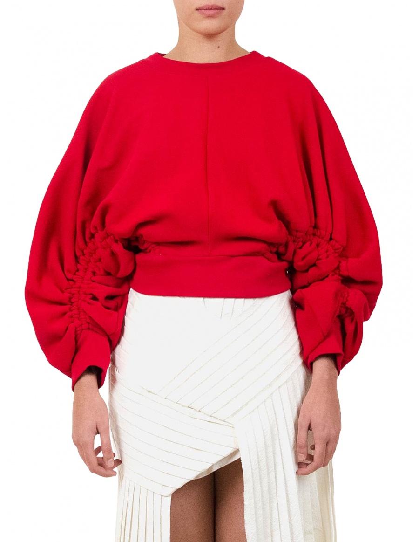 Subs Red Sweatshirt