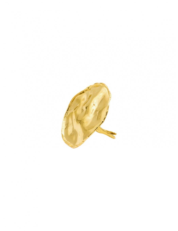 Gipsy Coin L Ring