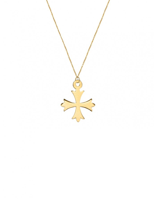 Fleur De Lis Small Necklace