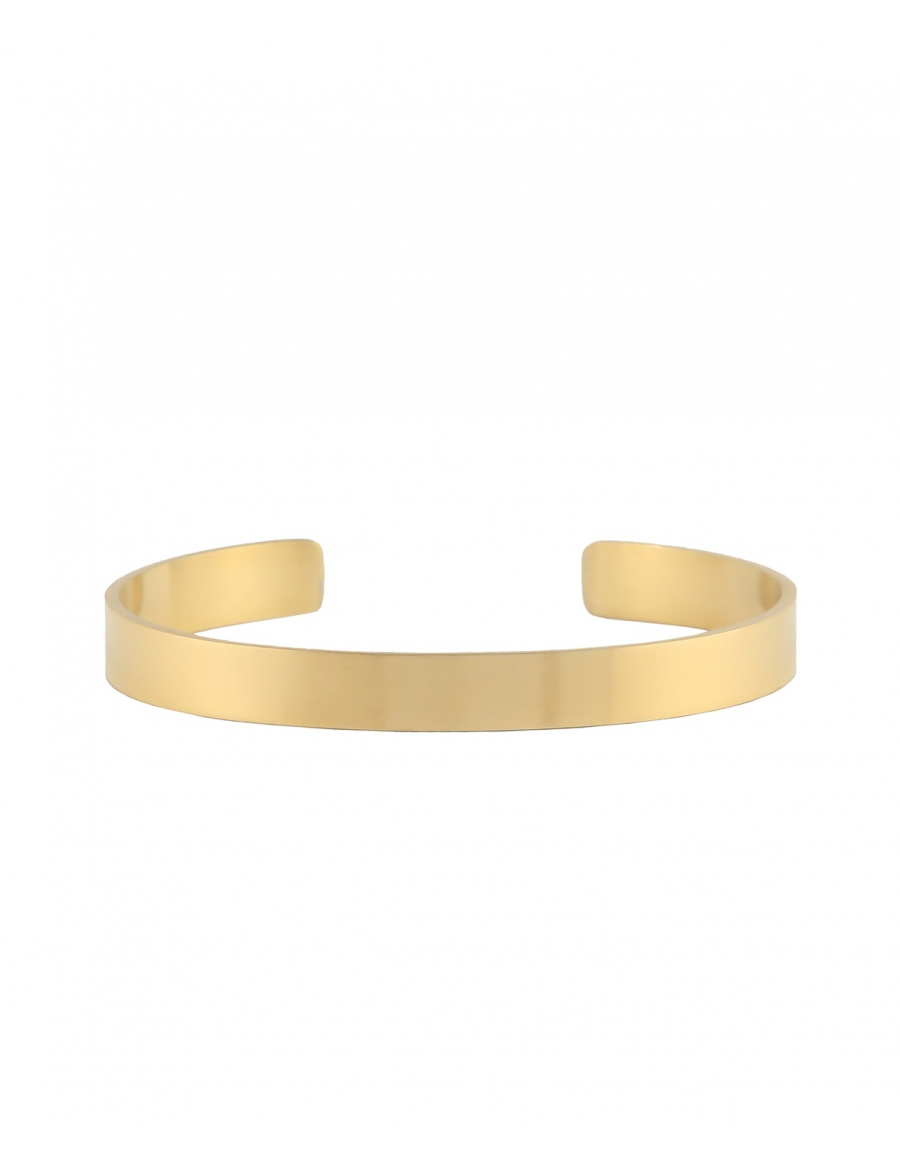 Mood Bracelets Basics - gold matte