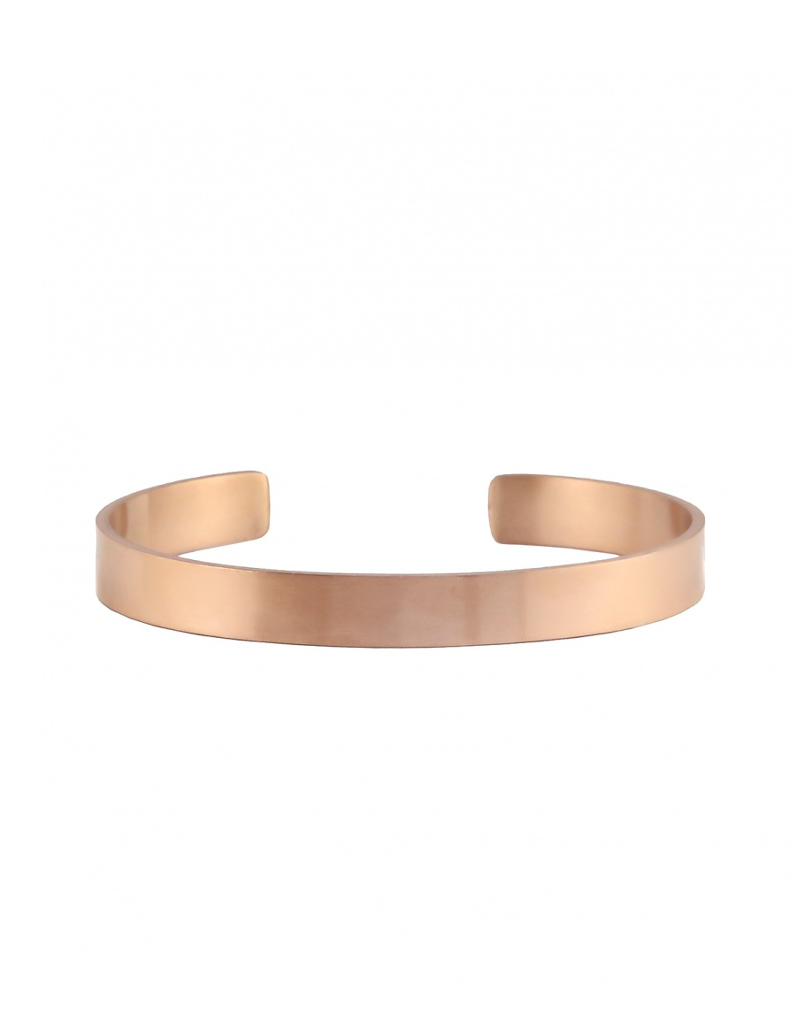 Mood Bracelets Basics - rose gold matte